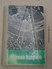 náhled knihy - Vojenská Topografie