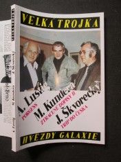 náhled knihy - Velká trojka Hvězdy Galaxi