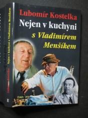 náhled knihy - Nejen v kuchyni s Vladimírem Menšíkem
