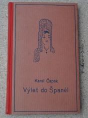 náhled knihy - Výlet do Španěl