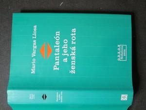 náhled knihy - Pantaleón a jeho ženská rota