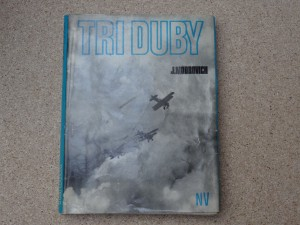 náhled knihy - Tri Duby
