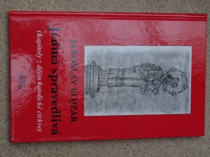 náhled knihy - Jediná spravedlivá : (kapitoly z dějin katolické církve)