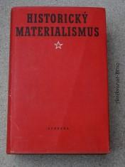 náhled knihy - Historický materialismus