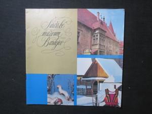 náhled knihy - Expozície Šarišského múzea v Bardejove a Bardejovských Kúpeľoch