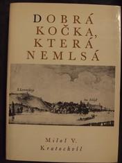 náhled knihy - Dobrá kočka, která nemlsá : Wenceslaus Hollar Bohemus