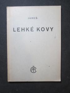 náhled knihy - Lehké kovy