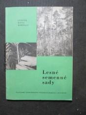 náhled knihy - Lesné semenné sady : Príspevok k ich zakladaniu