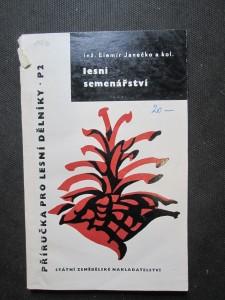 náhled knihy - Lesní semenářství