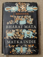 náhled knihy - Bhárat máta - Matka indie