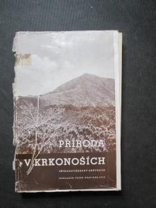 náhled knihy - Příroda v Krkonoších : Přírodovědecký průvodce