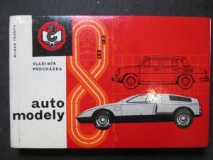 náhled knihy - Auto modely