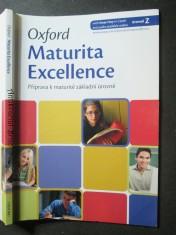 náhled knihy - Oxford Maturita excellence - Příprava k maturitě základní úrovně