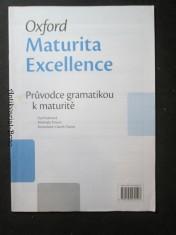 náhled knihy - Oxford Maturita excellence. Průvodce gramatikou k maturitě