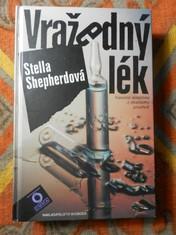 náhled knihy - Vražedný lék : klasická detektivka z lékařského prostředí