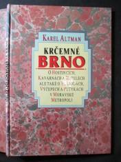 náhled knihy - Krčemné Brno