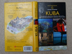 náhled knihy - Velký průvodce - KUBA
