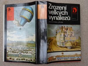 náhled knihy - Zrození velkých vynálezů