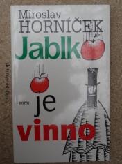 náhled knihy - Jablko je vinno