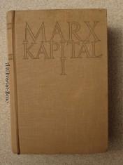 náhled knihy - Kapitál : kritika politické ekonomie. Díl první, kniha první, Výrobní proces kapitálu
