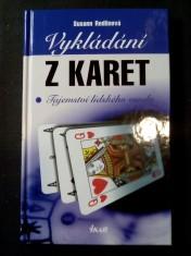 náhled knihy - Vykládání z karet : tajemství lidského osudu