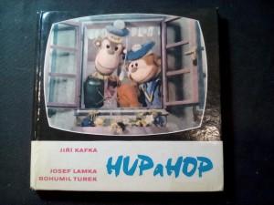 náhled knihy - Hup a Hop