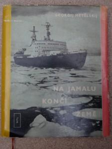náhled knihy - Na Jamalu končí země