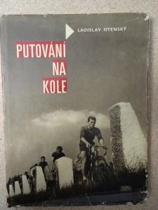 náhled knihy - Putování na kole