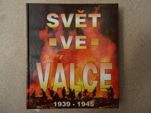 náhled knihy - Svět ve válce : historie druhé světové války