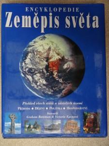 náhled knihy - zeměpis světa