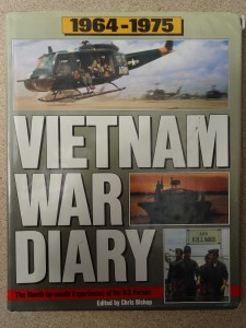 náhled knihy - Vietnam war diary