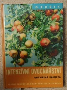 náhled knihy - Intenzivní ovocnářství