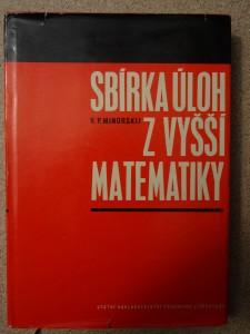 náhled knihy - Sbírka úloh z vyšší matematiky