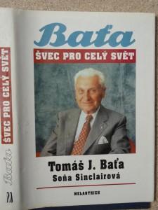 náhled knihy - Baťa - Švec pro celý svět