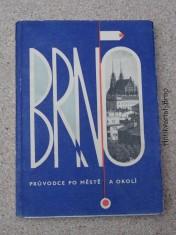 náhled knihy - Brno : Průvodce po městě a okolí