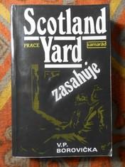 náhled knihy - Scotland Yard zasahuje