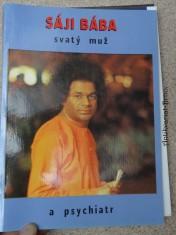 náhled knihy - Sáji Bába : svatý muž ...a psychiatr