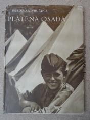náhled knihy - Plátěná osada