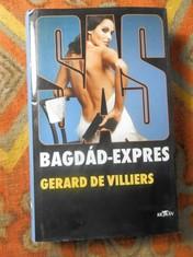 náhled knihy - SAS Bagdád expres