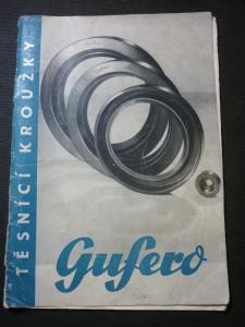 náhled knihy - těsnící kroužky Guferd