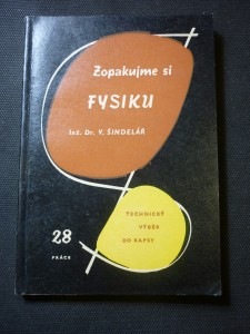náhled knihy - Zopakujme si fysiku