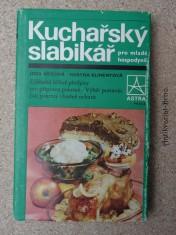 náhled knihy - Kuchařský slabikář pro mladé hospodyně