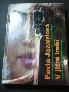 náhled knihy - Pavla Jazairiová v jižní Indii