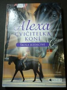 náhled knihy - Alexa cvičitelka koní:škola jezdectví