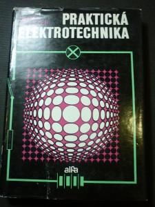 náhled knihy - praktická elektrotechnika