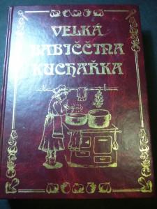 náhled knihy - Velká babiččina kuchařka