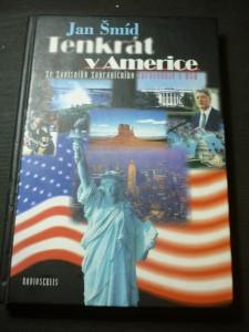 náhled knihy - Tenkrát v Americe : ze zápisníku zahraničního zpravodaje v USA