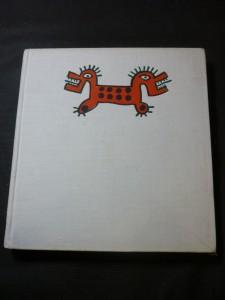 náhled knihy - Tanec živlů : poezie starých Aztéků