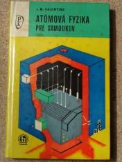 náhled knihy - Atómová fyzika pre samoukov