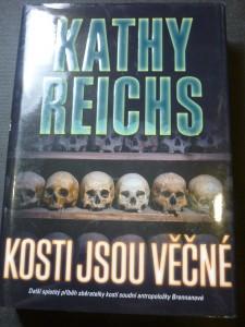 náhled knihy - Kosti jsou věčné